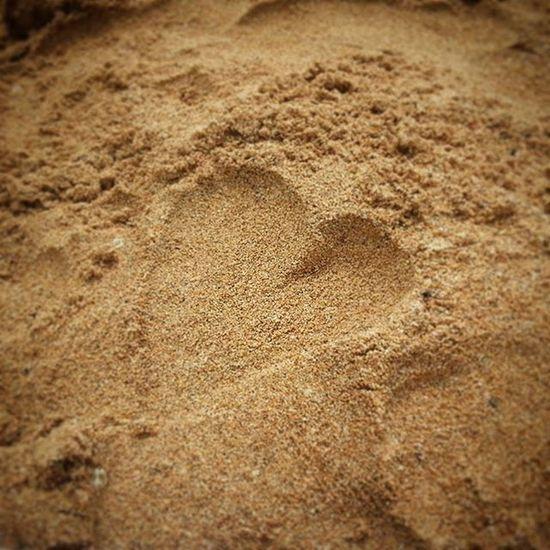 Heart Sand Beach