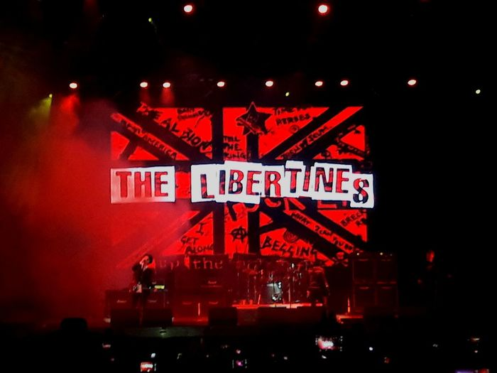 the libertines !!!! Coronacapital2015 TheLibertines Concert Mexico Lightcolor Lifestyle Taking Photos Cityscapes Capturing Freedom Music Rockmusic