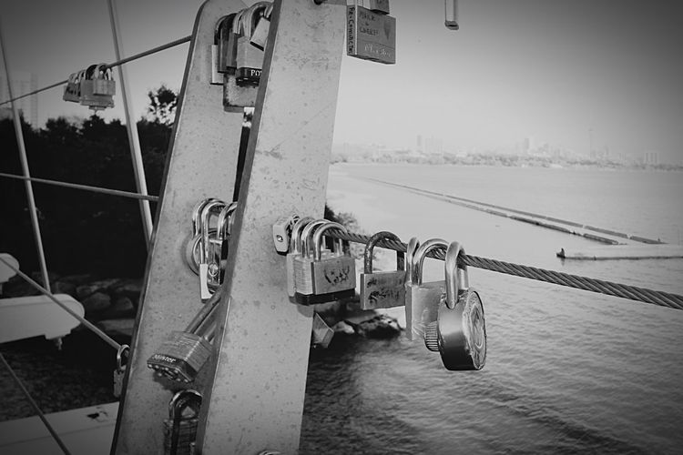Love Locks Bridge Marine Parade Lakeshoreblvd