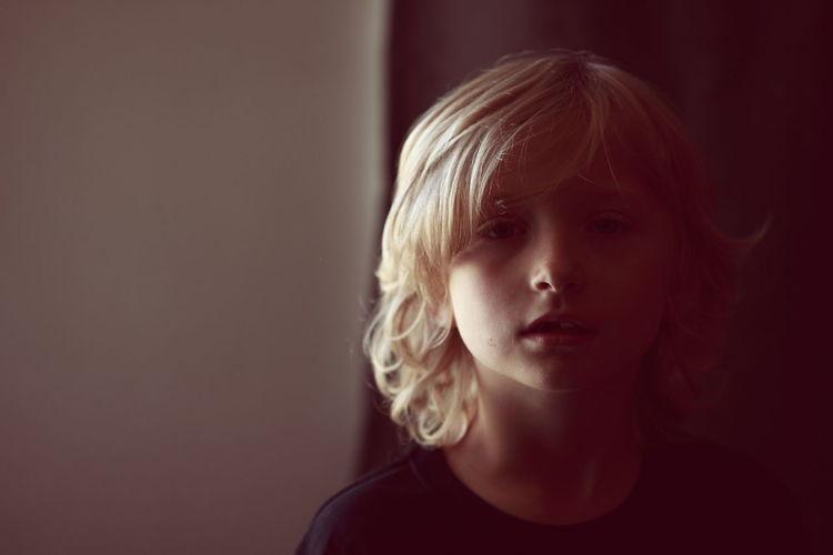 Alone Boy Child