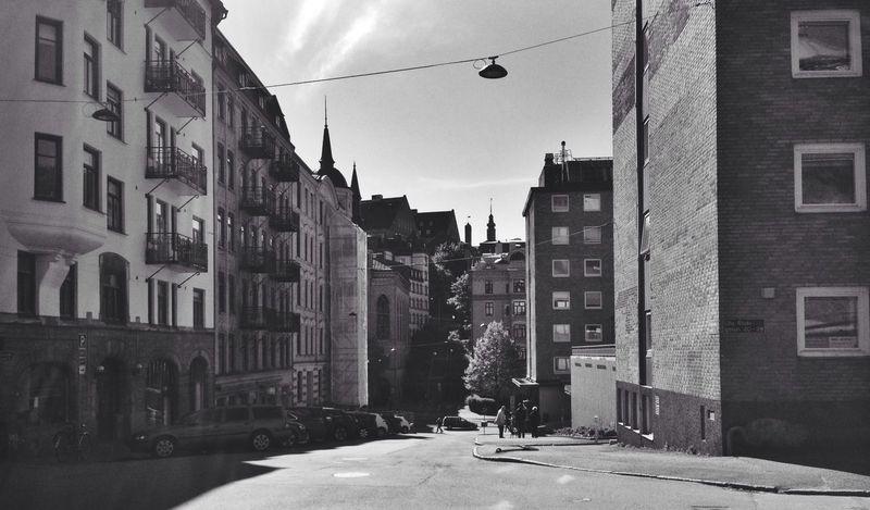 Street Photography Architecture Summer Blackandwhite