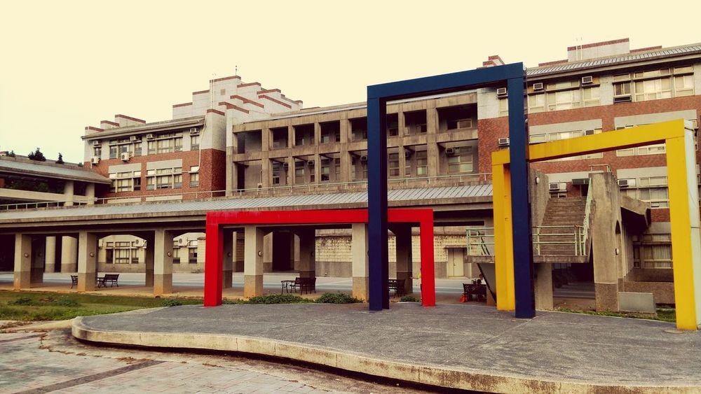 Ncnu Taiwan Nantou University Campus Art Photo Life Daily ColorfulColo First Eyeem Photo