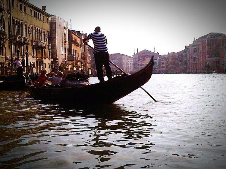 Venice, Italy EyeEm Italy Eyeem Travel Travel Creative Light And Shadow The Artsy Lens Gondola Blackberryphoto Ladyphotographerofthemonth Mobile Photography The Great Outdoors - 2016 EyeEm Awards