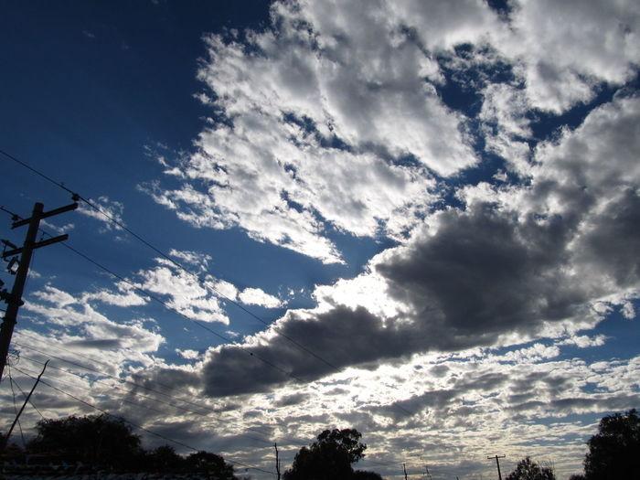 Colores De México #photography #sky #freddy #EyeEm #puebla Mexico Cielo Azul Photo Photography Fredymarin Tree Silhouette Sky Cloud - Sky Summer Exploratorium