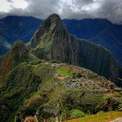 Me casa MachuPicchu MachuPicchu Peru Inca IncaTrail  Incatrek Llama Jgc