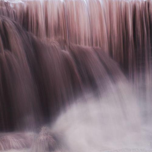 Full frame shot of waterfall