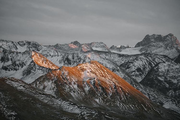 Davos Mountain