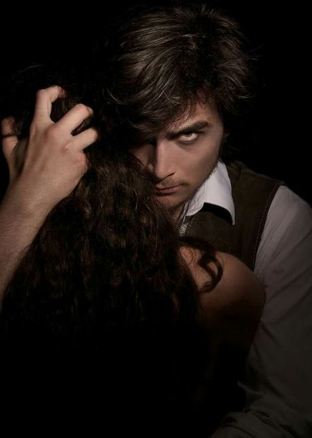 Portrait Wuthering Heights Heathcliff Anger Dark Photography My Own Work In Love