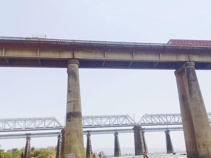Nice bridge on narmada First Eyeem Photo