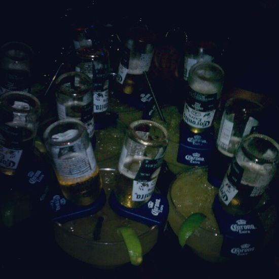So how many Coronitas do we have here ...