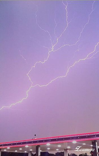 Lightning pic3 Nature's Diversities Color Of Life