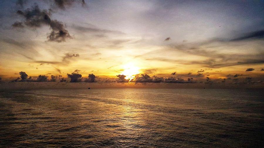 Sunrise Golden