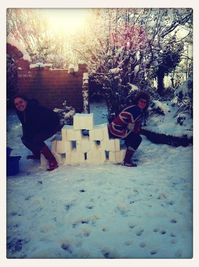 Proud Of Our Building Skills