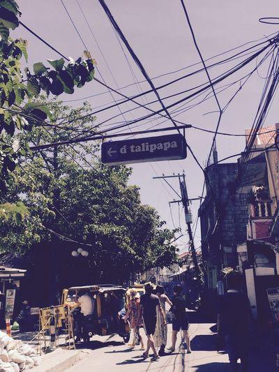 The Street Photographer - 2016 EyeEm Awards Street Market Marketplace Boracay Philippines