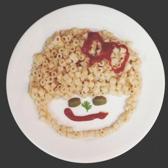 ✌ Enjoying A Meal Pasta Homemade Kitchenny