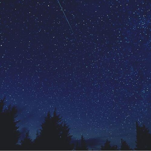 Earth Stars Comets Night Sky First Eyeem Photo