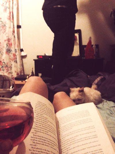 Ideal night. My Handy Man My Pup Mascado My Literature