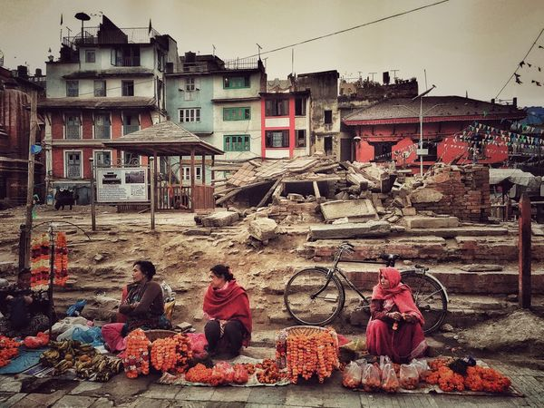 Life In Nepal Pray For Nepal Walking Around Nepal City View  Kathmandu, Nepal Slow Nepali Way