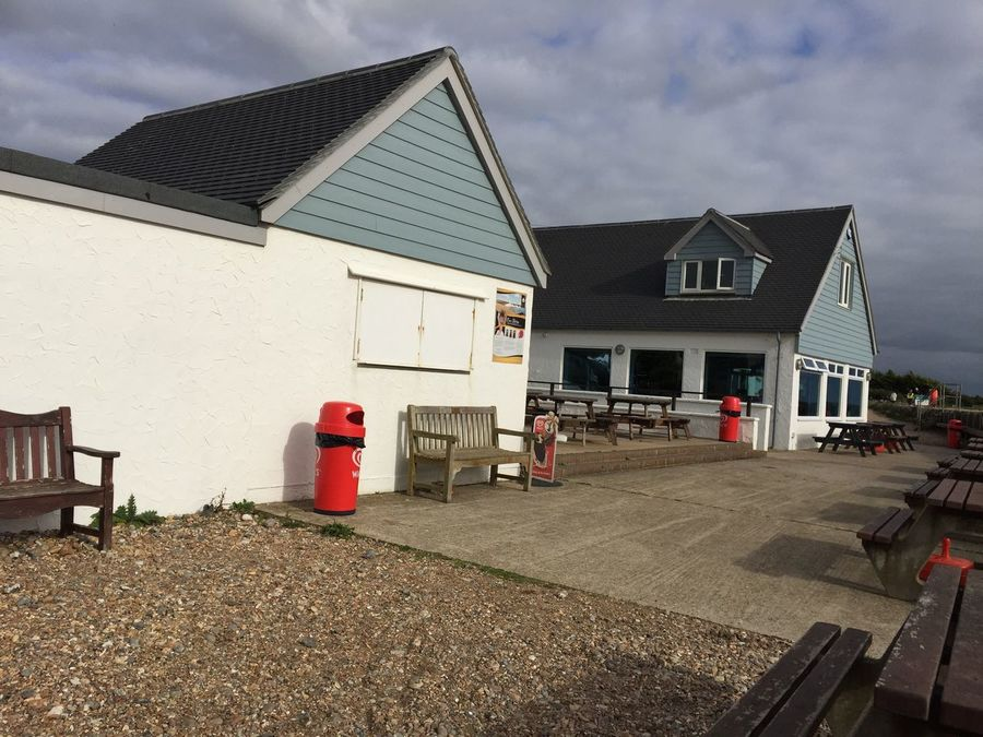 A beach cafe in Worthing Worthing Life Is A Beach Beach Huts