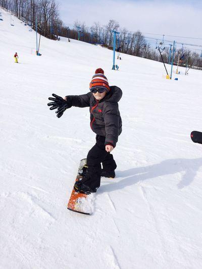 EyeEm Selects snowboard kids sports winter