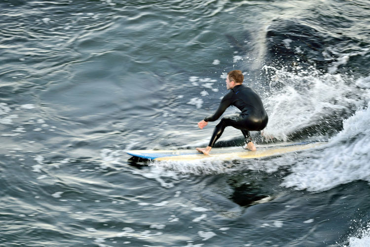 Surfing In Santa Cruz 2 Santa Cruz, Ca. Steamer Lane World Famous Surfing Location The Lane The Color Of Sport Surfer Surfing Surfer Riding Wave Wetsuit Surfboard Surf Monterey Bay National Marine Sanctuary Watersports Watersports Photography Sports Photography Thrillseeker Enjoying Life Motion Extreme Sports Adventure