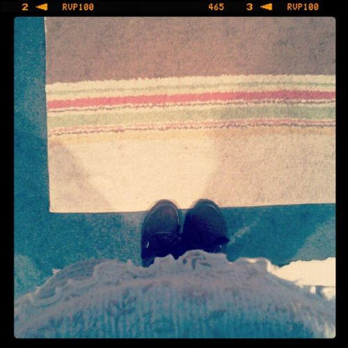 May21 Whereistand MyRoom Shoes