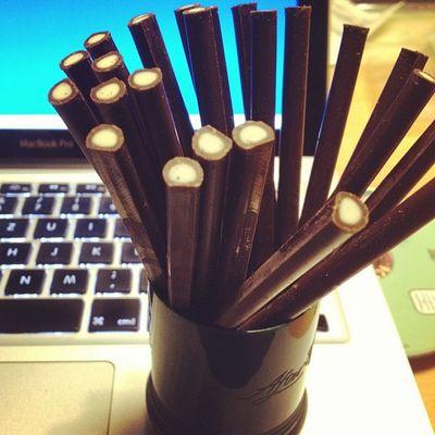 Diese #AfterEight-Sticks sind aber auch lecker! Aftereight