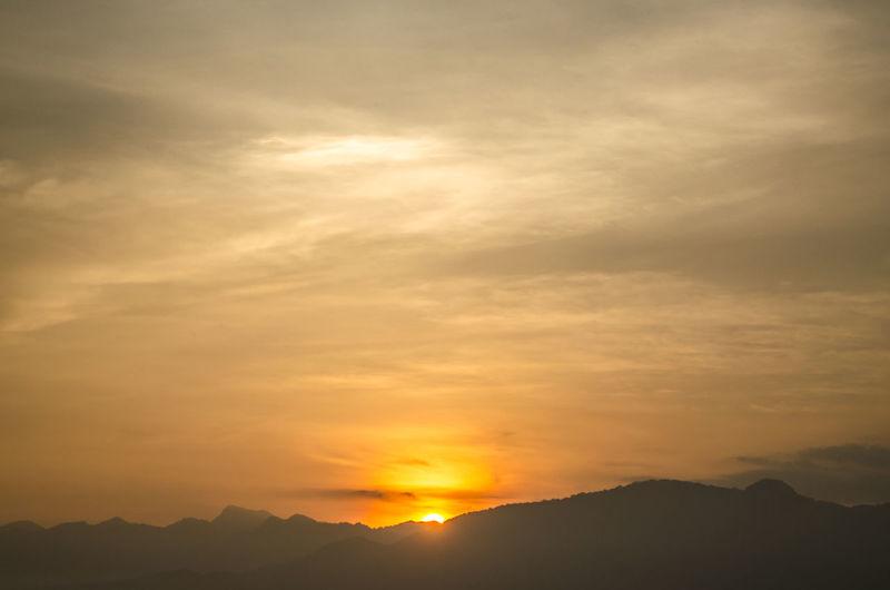 Sunrise at Bali