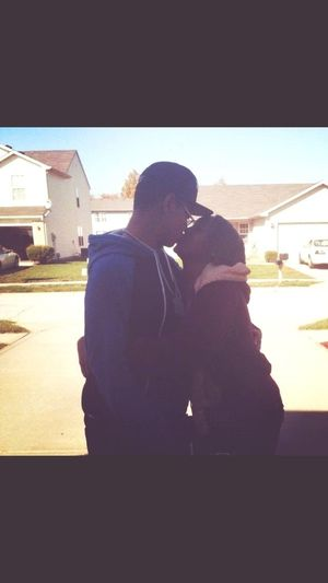Our Kiss ❤