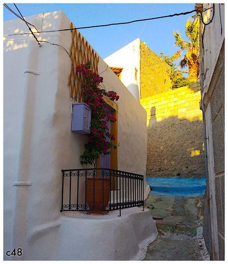 Strada di Aghia Marina Building Exterior EyeEmNewHere Greece Leros Island Leros Dhodhekanisos Islands CityWalk