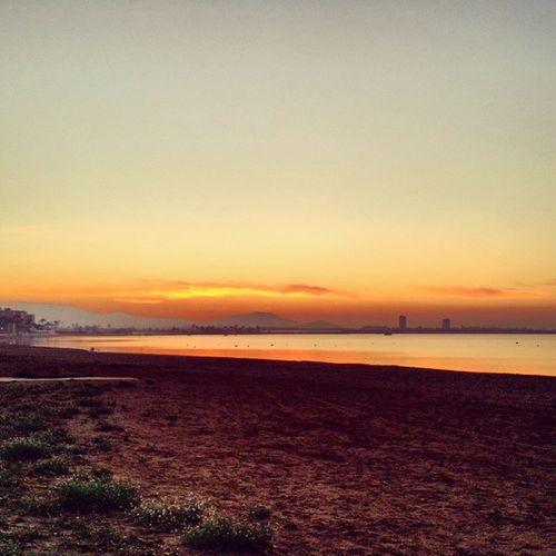 Atardecer en Playa Paraiso