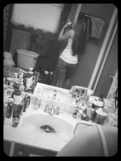my hair ♡♥♡