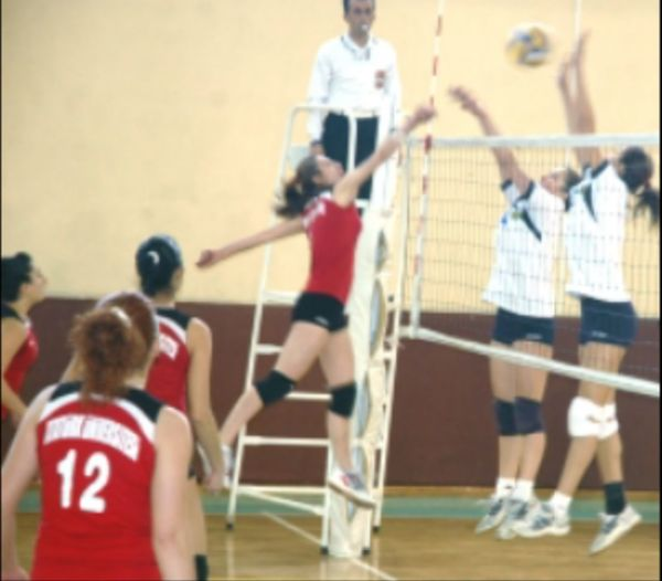 Volleyball That's Me