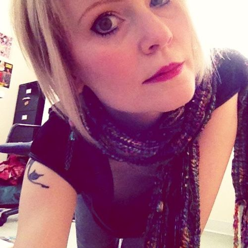 Manic Monday Hello World Silly Tattoo Eye Officeselfie My Office