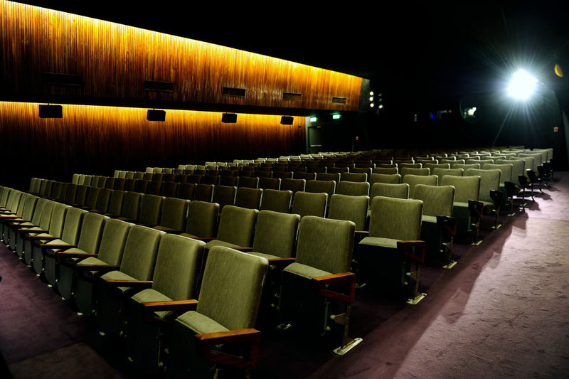 Old cinema in Buenos Aires Architecture Buenos Aires Cinema In Your Life Film Light Old Cinema Retro Teatro Theater Argentina Argentina Photography Chair Cinema Cinema Seats Cinematography Ciné Empty Empty Cinema Empty Theater Illuminated In A Row No People Retro Cinema Row Of Chairs Seat