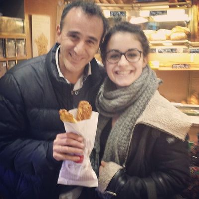 Stars Boulangerie Avec  ELIE SEMOUN !