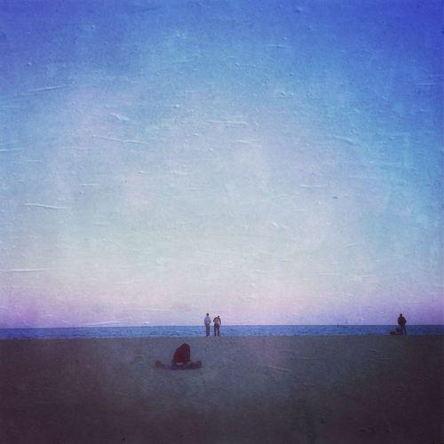 The blue hour NEM Landscapes NEM Painterly NEM Boundlesslove NEMSilence