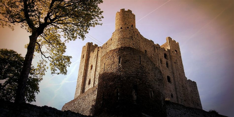 The Architect - 2016 EyeEm Awards Rochester Castle Hanging Out Taking Photos Check This Out Hello World Relaxing Enjoying Life Beautiful Amazing Magical Modern Art Today's Hot Look