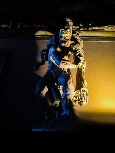 Human Representation Statue Figurine  Sculpture No People Indoors  Day
