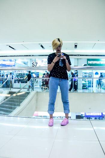 #blonde #fashion #lifestyle #Pink  #seriousface #textmate #waiting #yolo