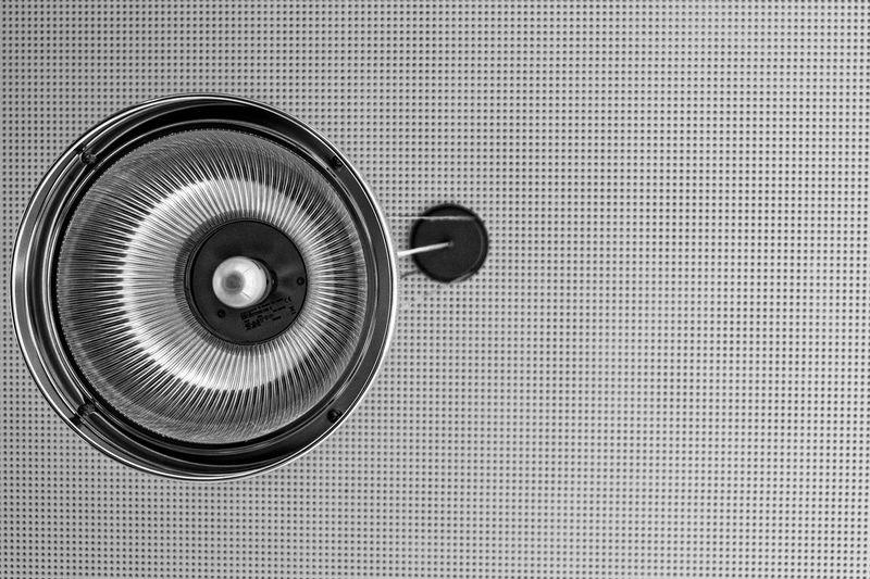 droplight against ceiling B/W Photography Ceiling Ceiling Lights EyeEm Best Shots Light Lightbulbs Blackandwhite Circle Crockery Design Droplight Fujifilm_xseries Geometric Shape Indoors  Lightbulb Metal No People Pattern Shape Single Object Table Technology The Architect - 2018 EyeEm Awards