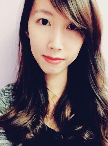 New hair style Love It Sunny Day Hello World Selfie ✌