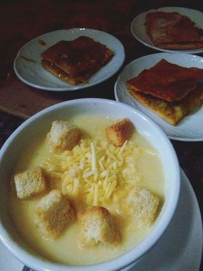 Crema de calabaza Food And Drink