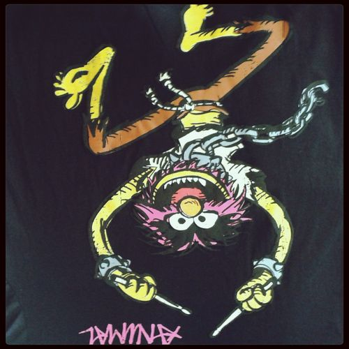 Tshirt. The Muppets