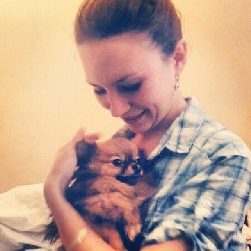 Russiangirlsss_ Israel Israeligirls Dogs cute sweet אין על הדבר המתוק הזה:-)
