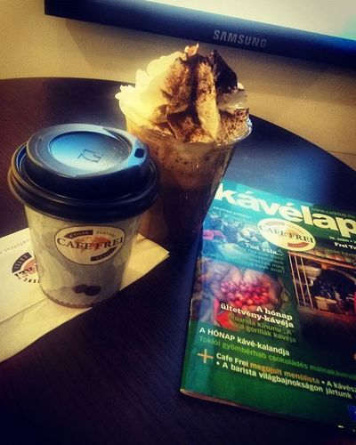 Örök kedvenc 😚😍 Cafefrei Cafe Thursday Kökiterminál