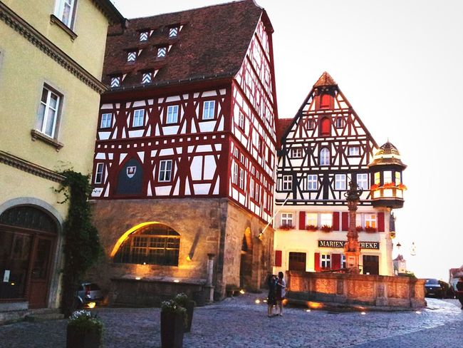 Rothenburg Ob Der Tauber Rothenburg