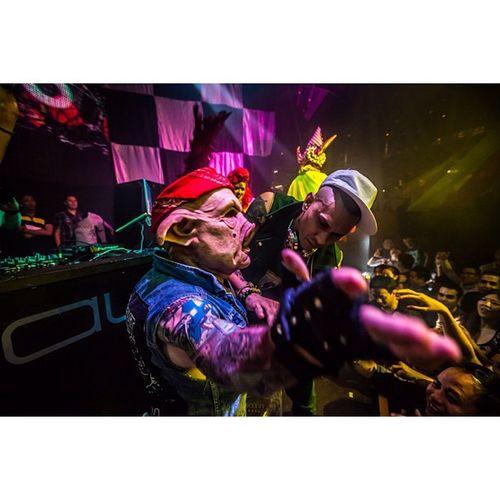 Circus mayhem craze @tabooexperience Avalon Tabooexperience