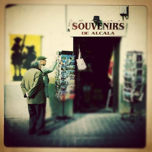 #madrid #alcaladehenares #donquijote #sanchopanza #postales #postcards #spain #españa #abuelos Abuelos España SPAIN Madrid Postcards Postales Sanchopanza Alcaladehenares Donquijote
