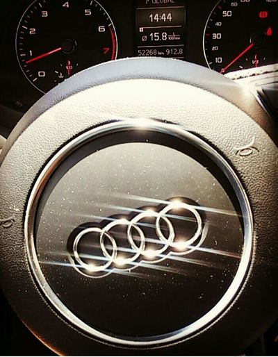 The Drive Audi No People Cars Carlover Teamaudi Steering Wheel